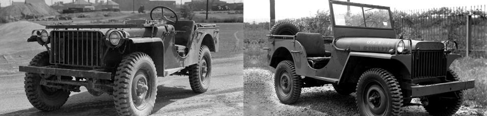 Original Jeep Parts